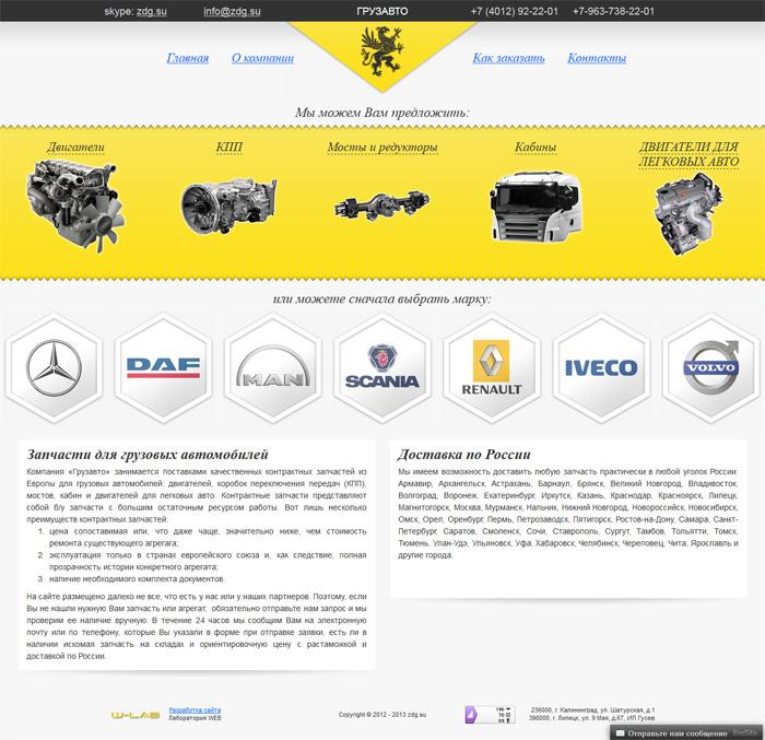 Продажа новых и поддержанных автомобилей по России